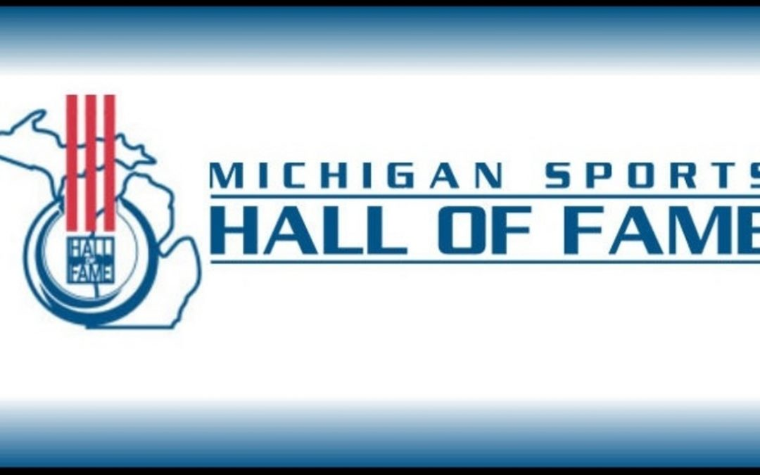 Mitch to Be Inducted into Michigan Sports Hall of Fame