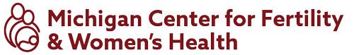 Michigan Center for Fertility and Women's Health Logo