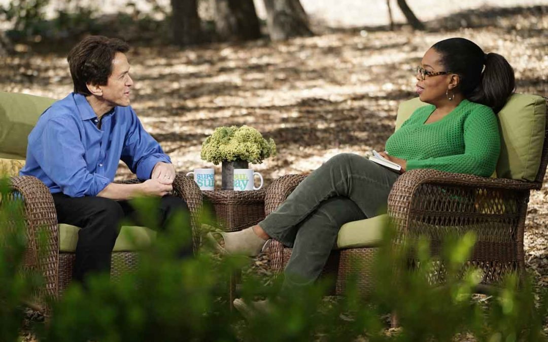 Don't Miss Mitch on Oprah's SuperSoul Sunday – August 27