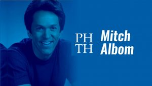 An Evening with Mitch Albom - Port Huron Town Hall @ McMorran Place Theater | Port Huron | Michigan | United States
