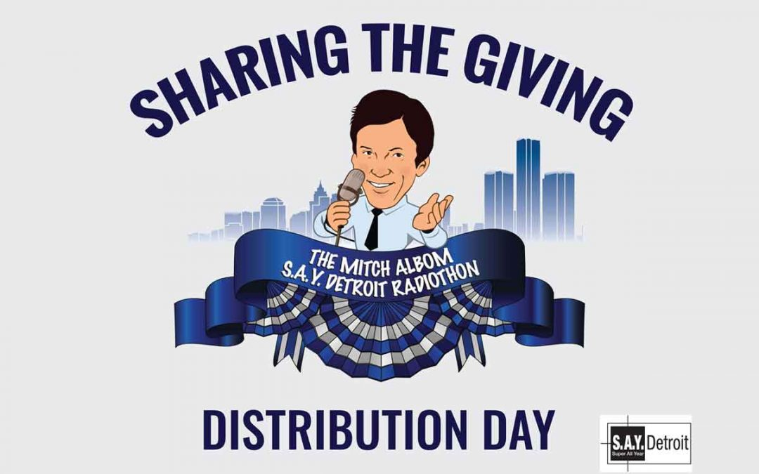 Mitch Albom's Radiothon Fund Distribution Ceremony Set for March 27