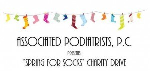 Spring for Socks Drive for S.A.Y. Detroit Clinic @ Associated Podiatrists, P.C. | Novi | Michigan | United States