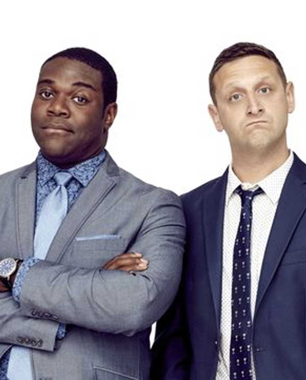 Tim Robinson & Sam Richardson
