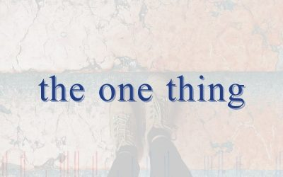Episode 95 – The One Thing