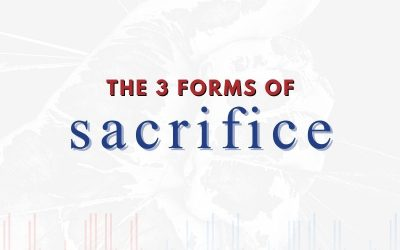 Episode 84 – The Three Forms of Sacrifice
