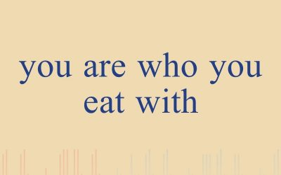 Episode 2 – You Are Who You Eat With – Dr. Phil McGraw
