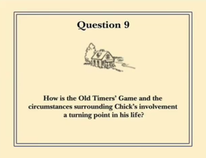 For One More Day Reading Group Guide Question 9