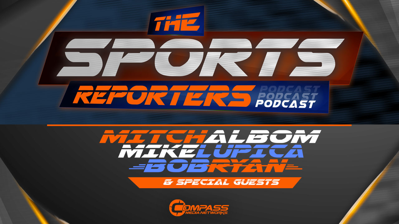 Episode 203 - The Sports Reporters Podcast Parting Shots
