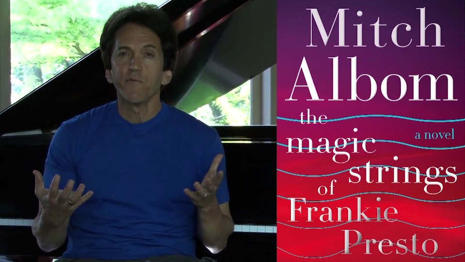 Mitch Albom and the Power of Music