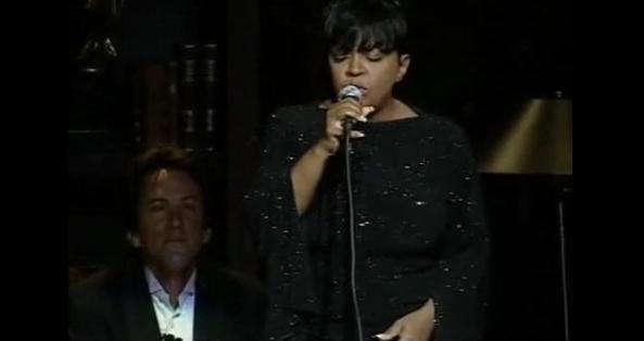 Anita Baker Sings the Impossible Dream