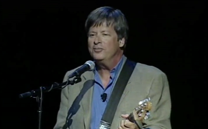 Dave Barry and Mitch Albom perform He Don't Love You