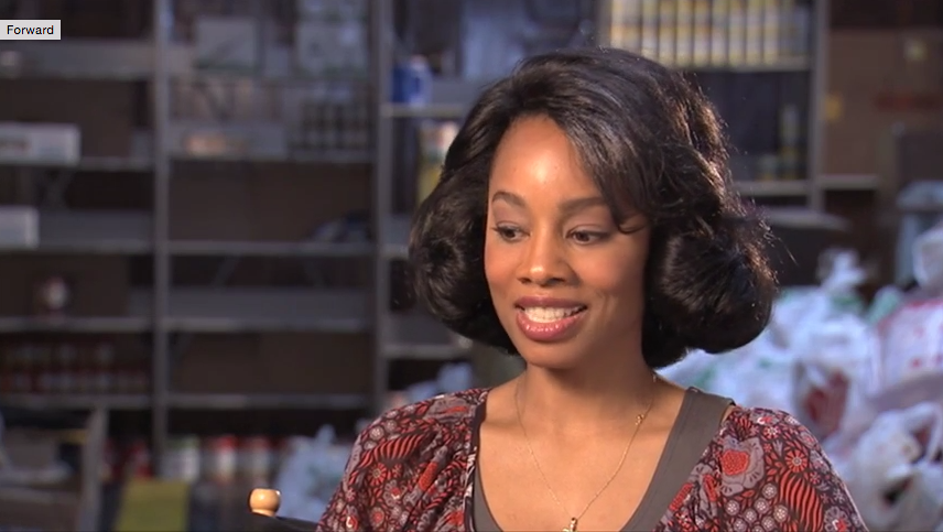Interview with Anika Noni Rose, starring in