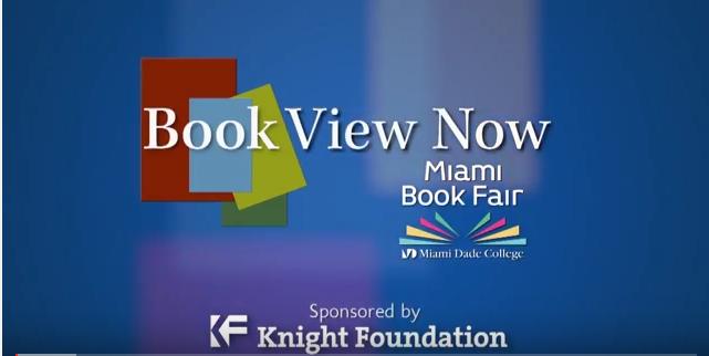 PBS News Hour - Miami Book Fair