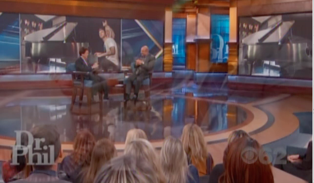 Magic and Music: Mitch on the Dr. Phil Show