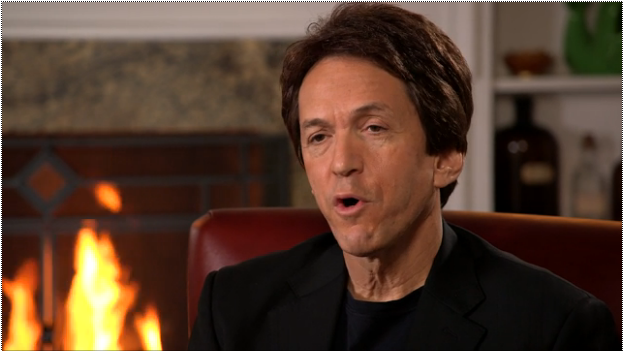 Mitch Albom's new book draws from his own failures
