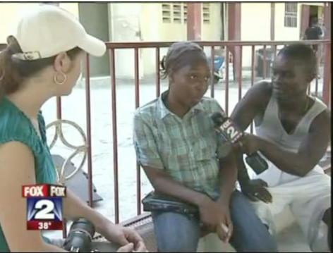 Fox 2 News Special Report on Have Faith Haiti -2011(II)