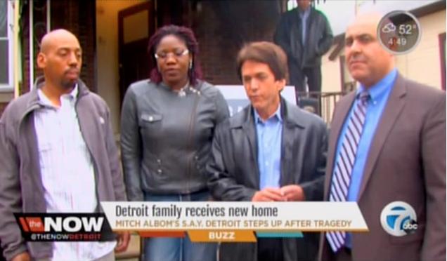 WXYZ: The Burrell Family