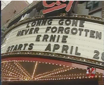 Ernie the Play Production Announced (Ch. 4 WDIV Detroit Coverage #1)