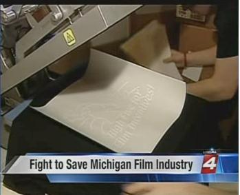 Ch. 4 - Detroit - Save Michigan Film Rally