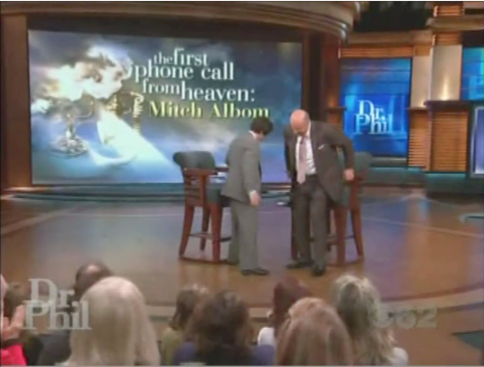 Mitch Visits the Dr. Phil Show 2013