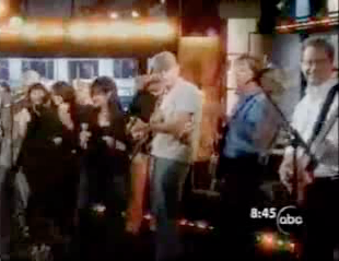 Rock Bottom Remainders on Good Morning America