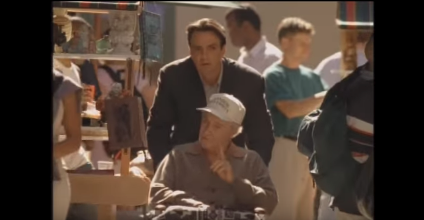 Tuesdays with Morrie Official Trailer (1999)