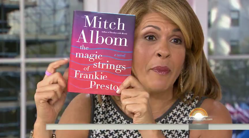 Hoda's Favorite Thing: The Magic Strings of Frankie Presto