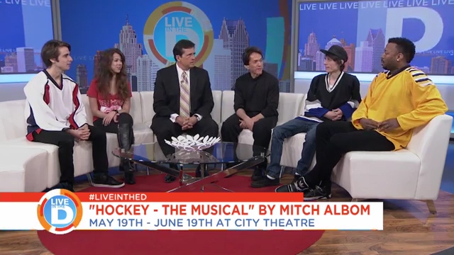 Live in the D: Hockey, the Musical!
