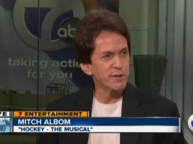ABC 7 News: Hockey, the Musical!