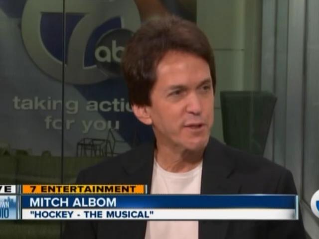 ABC 7 News: Hockey, the Musical!