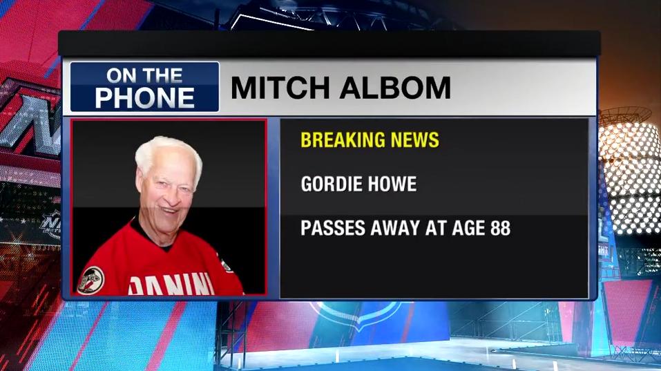 on NHL Network: On Gordie Howe