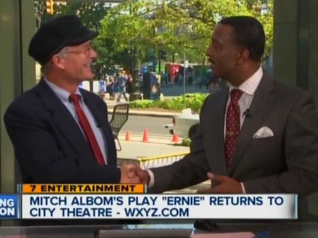 Channel 7: Ernie Returns to the Stage
