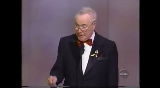 Jack Lemmon Acceptance Speech