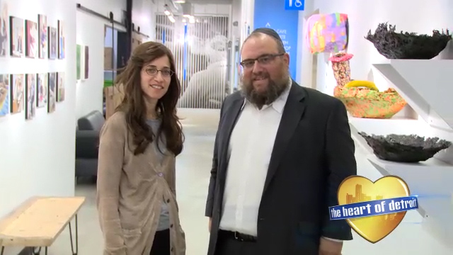 Levi and Bassie Shemtov (Season 5, Episode 7)