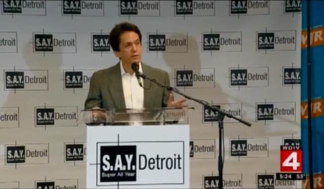 Local 4: S.A.Y. Detroits Awards $1 Million to 20 Local Charities