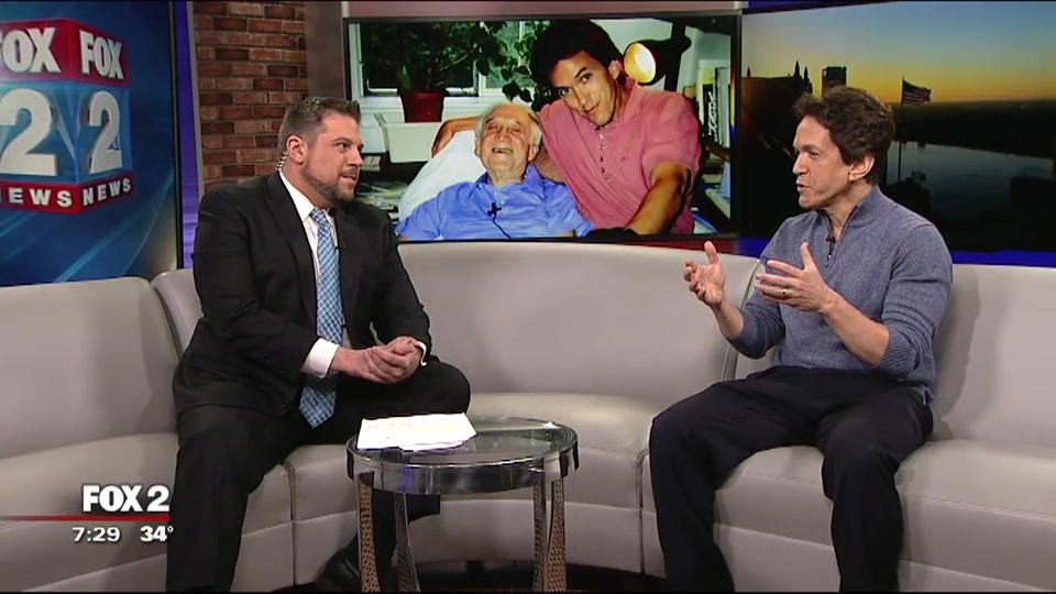 Fox 2: Tuesdays with Morrie Celebrates 20th Anniversary