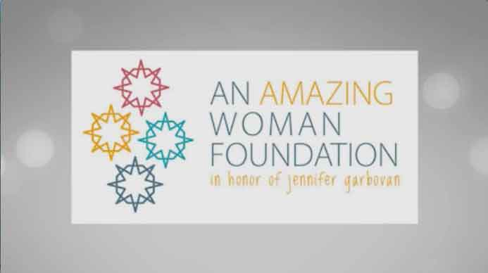 Sandy Garbovan and the Amazing Woman Foundation (S5 E20)