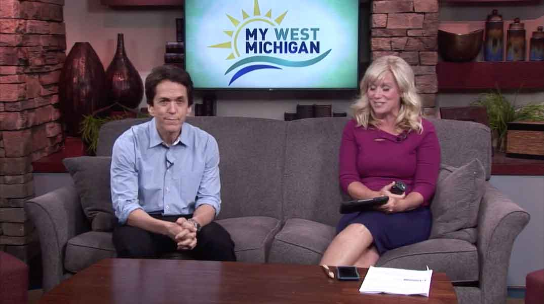 My West Michigan - WZZM 13 - Hockey - The Musical!