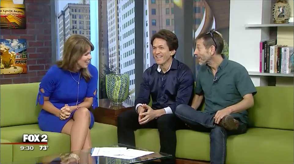 Hockey - The Musical! Season 2 on Fox 2 Detroit