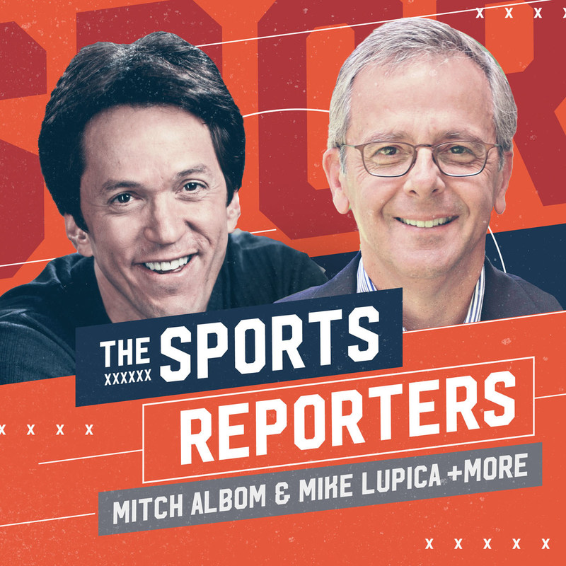 The Sports Reporters Podcast Parting Shots - Ep 13