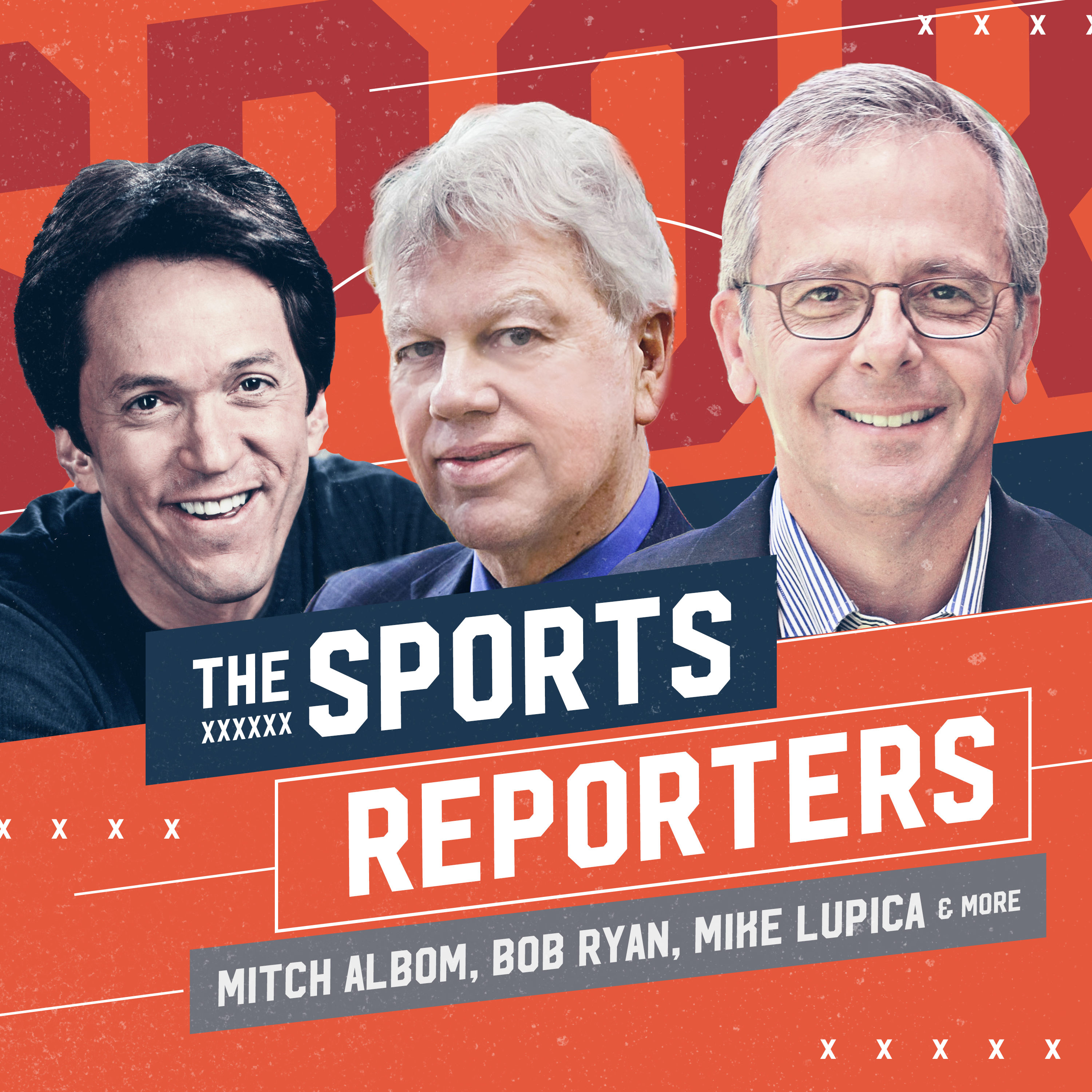 The Sports Reporters Podcast Parting Shots - Ep 33