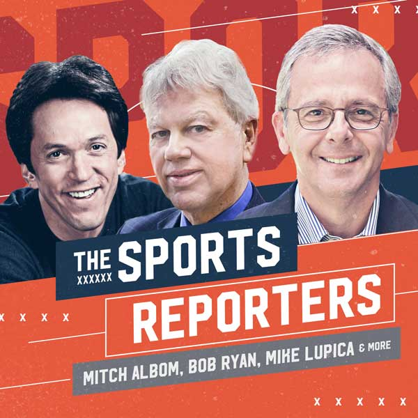 The Sports Reporters Podcast Parting Shots - Ep 51