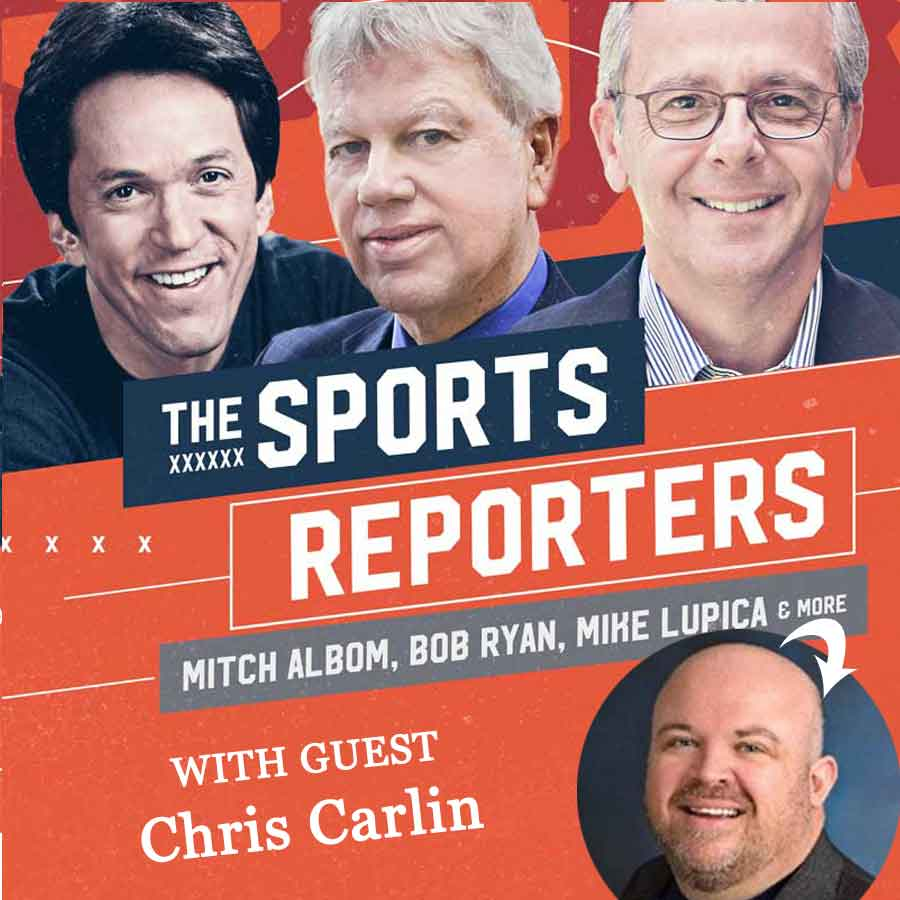 The Sports Reporters Podcast Parting Shots - Ep 52