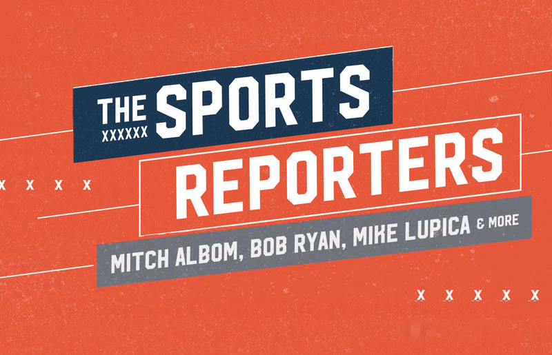 The Sports Reporters Podcast Parting Shots - Ep 116