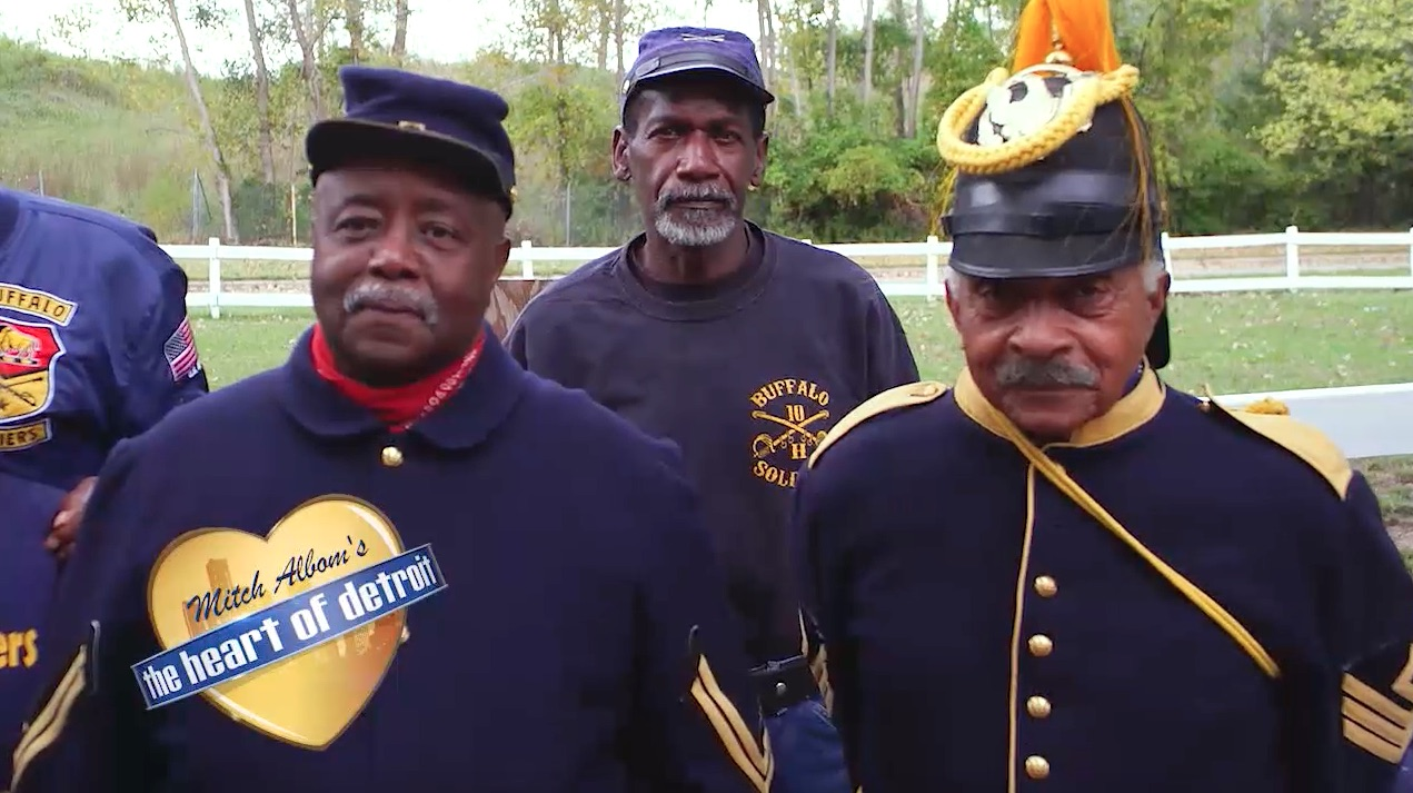 Jimmy Mills & Buffalo Soldiers (S7 E5)