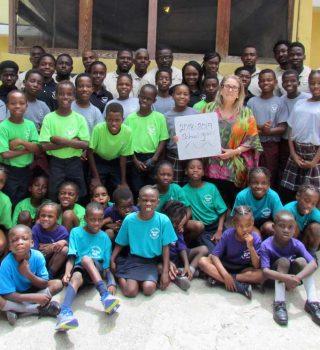 Have Faith Haiti Bilingual School, 2018-2019